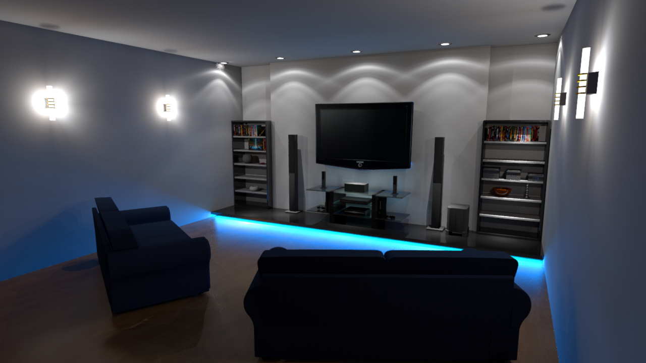 homecinema shaderlight. Black Bedroom Furniture Sets. Home Design Ideas