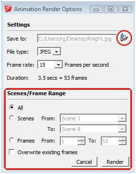 Animation Settings copy