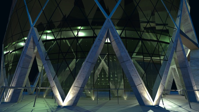 Gherkin-night