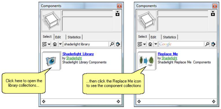 Streamline your SketchUp models for rendering with Replace
