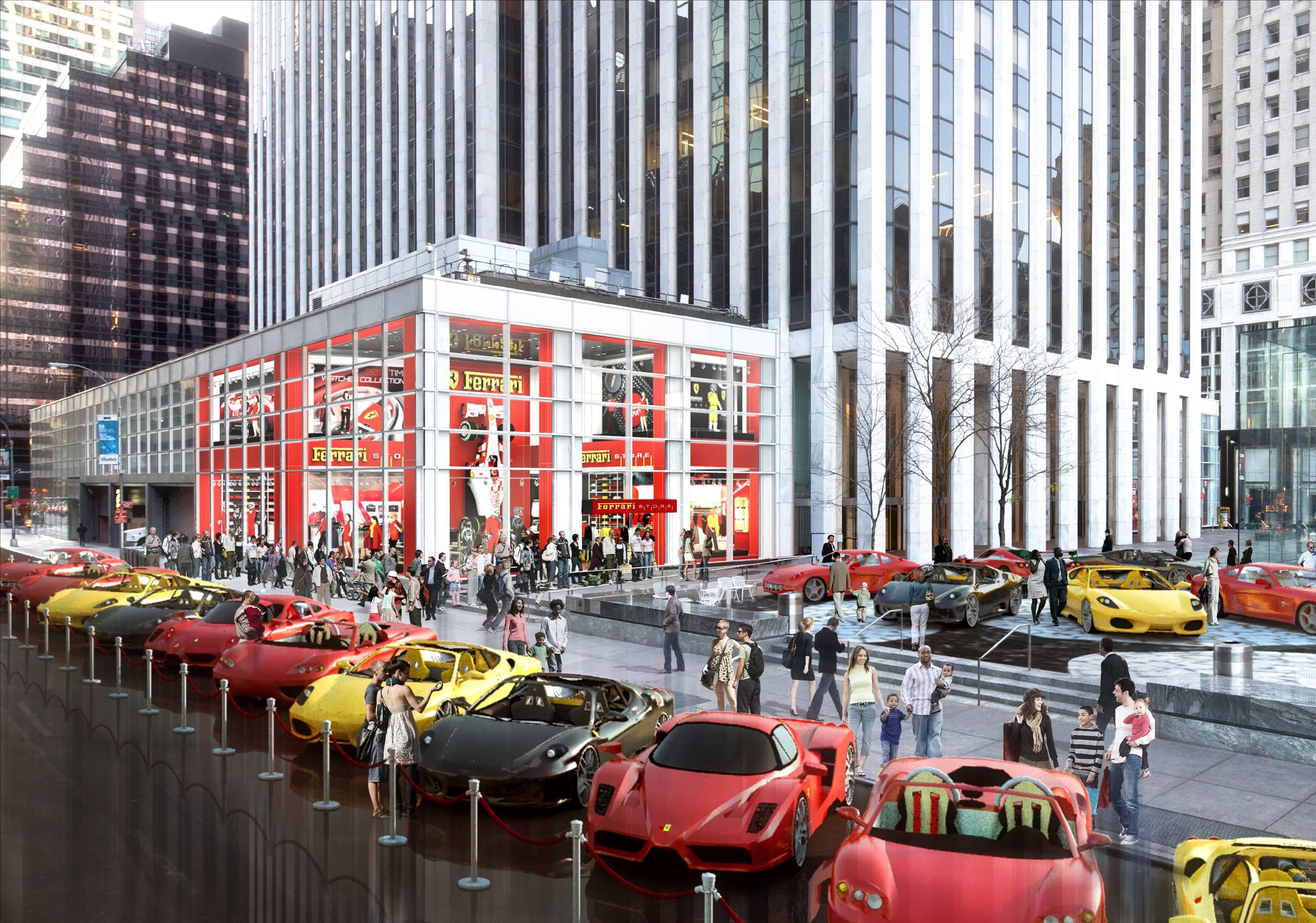Shaderlight Helps To Transform New York City Shaderlight